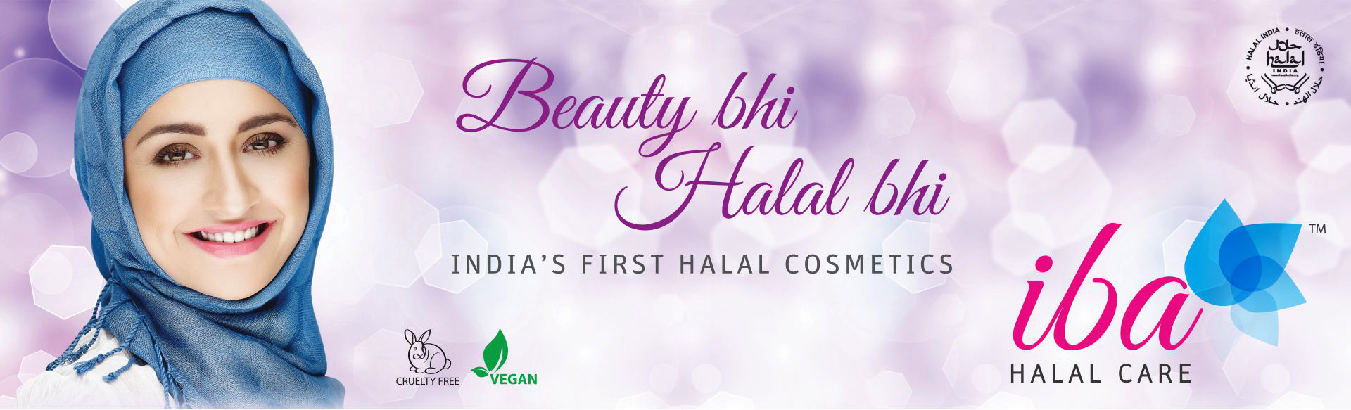 SALON CLEO FOR IBA HALAL CARE COSMETIC PRODUCT RANGE 0315009998
