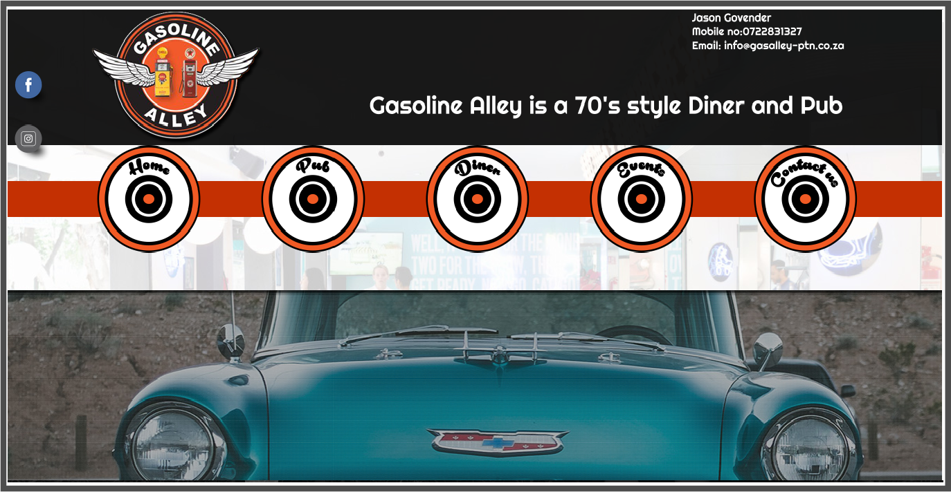 Gasoline Alley Pub & Diner