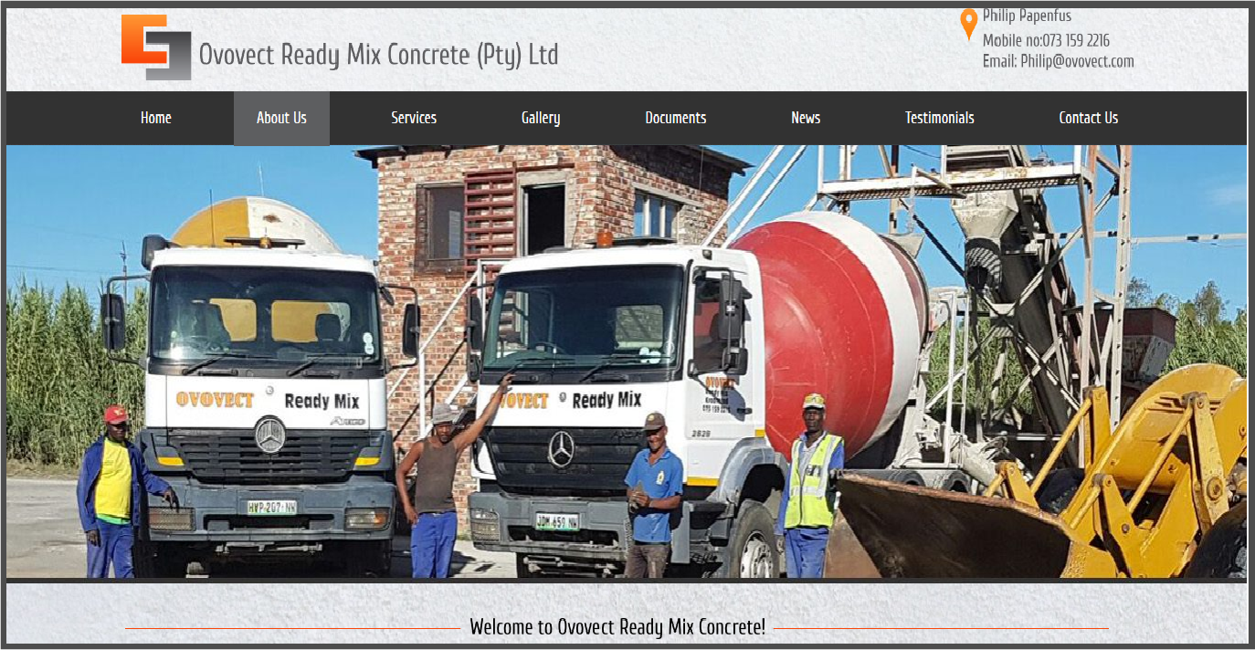 Ovovect Ready Mix Concrete