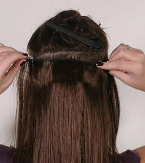 Human hair extensions pretoria johannesburg cape town remy clip in extensions pmusecretfo Image collections