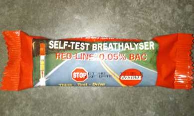 self-test-breathalyser