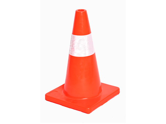 400mm-pvc-road-cone-orange-soft
