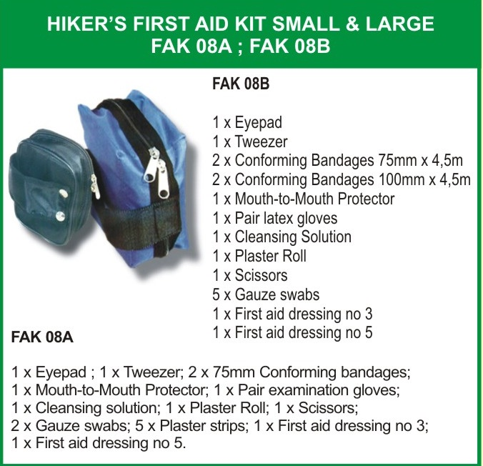 hikers-first-aid-kit-small-&amp-large-fak-08a-fak-08b