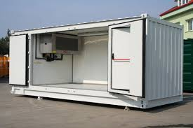 Container Rooms container cold rooms & freezer rooms - swift air-conditioning