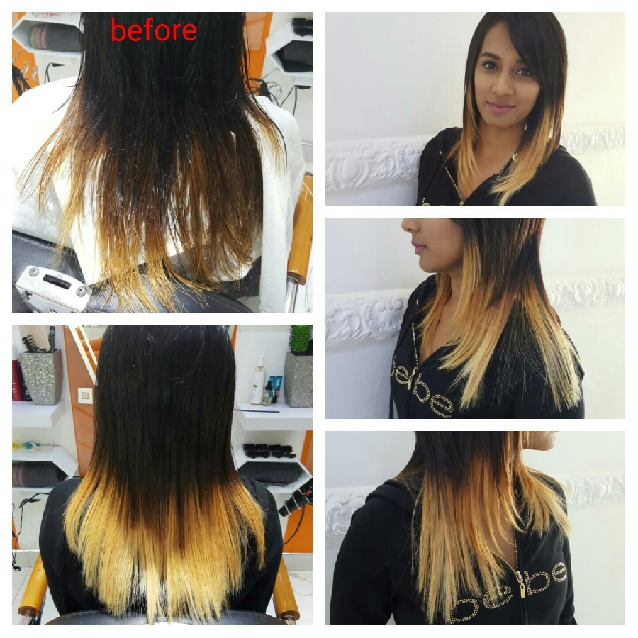 ombre-hair-colour--salon-cleo