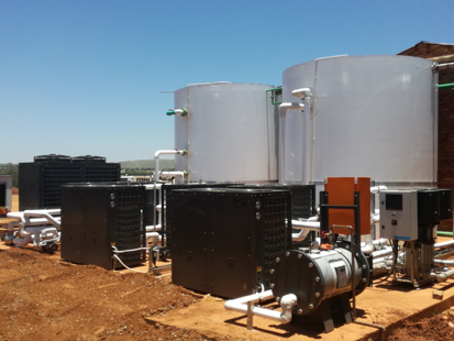 Commercial Industrial Hot Water Solutions Ci Hws Heat