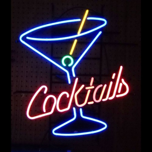 Neon Bar Light Repair: Signage Products