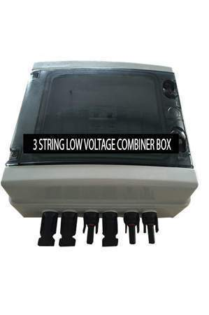 3-string-low-voltage-combiner-box