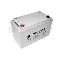 100Ah GEL-VRLA Allgrand Battery, Gel battery is a sealed lead acid battery powered by Lead-Acid technology. It is also called VRLA battery.