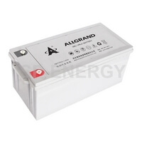 GEL-VRLA Allgrand Battery 200Ah is the best product for any small business or industries to serve customers. These batteries are very durable and reliable. All the batteries are good performance to use for any solar power projects.