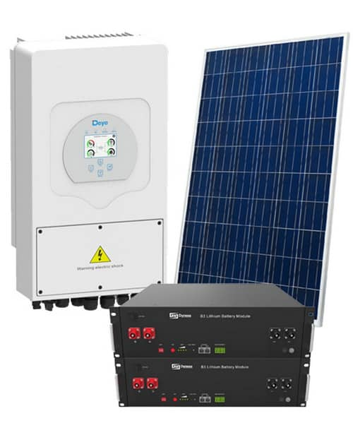 Complete solar power kits for homes South Africa price