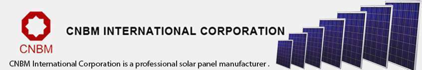 cnbm solar panels south africa.