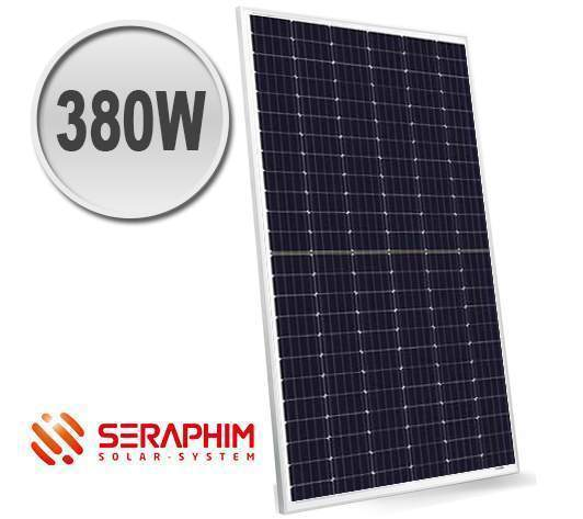 380W Seraphim solar panel South Africa