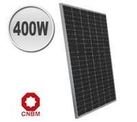 400W CNBM Mono Half Cell Solar Pane