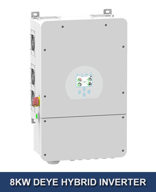 Deye 5KW Hybrid Inverter & Deye 8KW Hybrid Inverter
