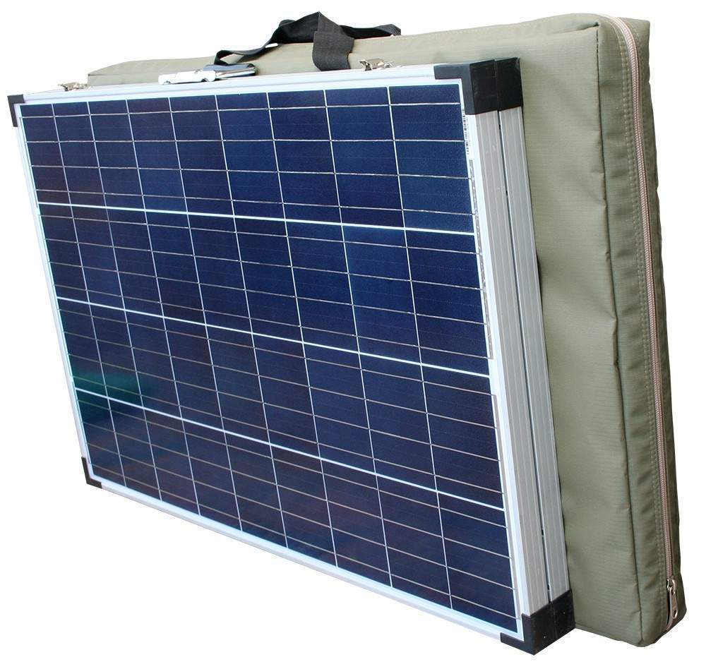Best portable solar panels for camping in South Africa