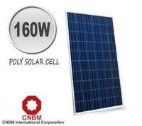 CNBM 160W Polycrystalline Solar Panel