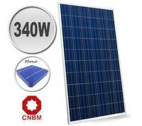 CNBM 340W Monocrystalline Solar Panel