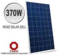 CNBM 370W Monocrystalline Solar Panel