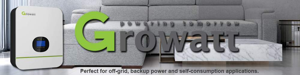 Growatt solar inverter Bloemfontein South Africa