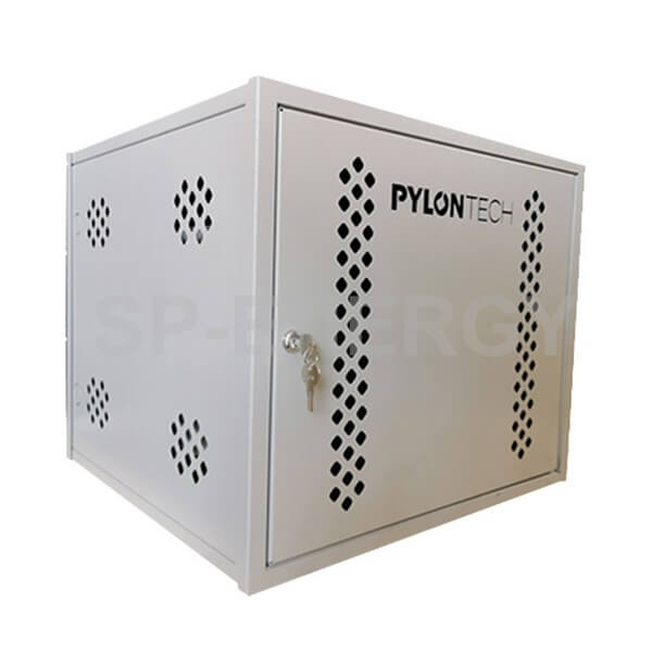 Pylontech's ground-breaking battery cabinet is designed for the storage of lithium ion batteries, whether you are a private consumer, business or an audio/visual company. We provide a high quality product and make it easy to maintain your batteries safely and economically.
