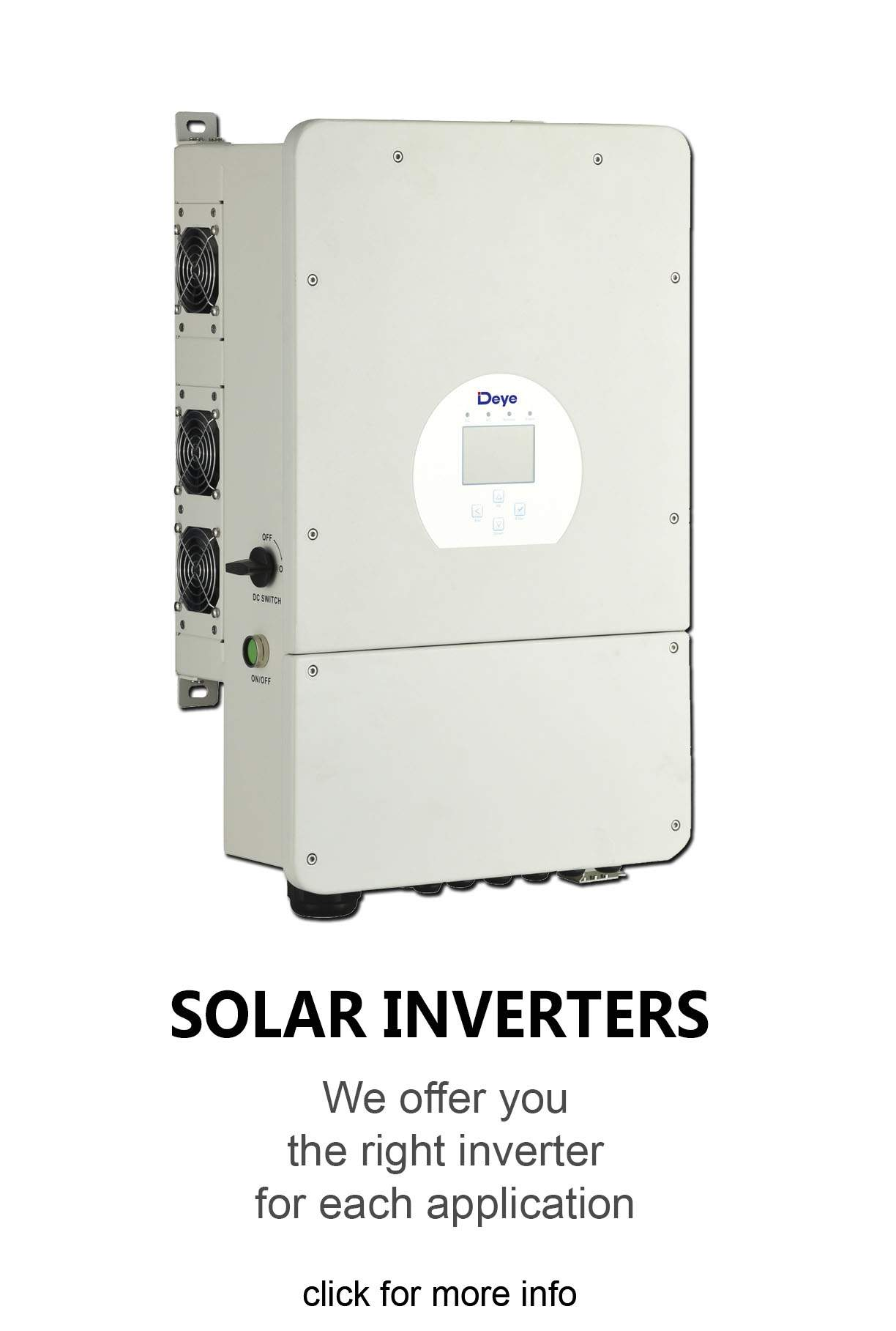 Growatt hybrid inverter , axpert king, sofar inverter and goodwe inverters for sale in Bloemfontein south africa.