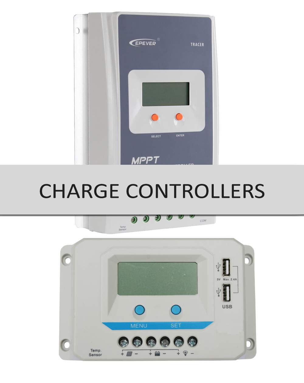 PV Solar charge controllers South Africa