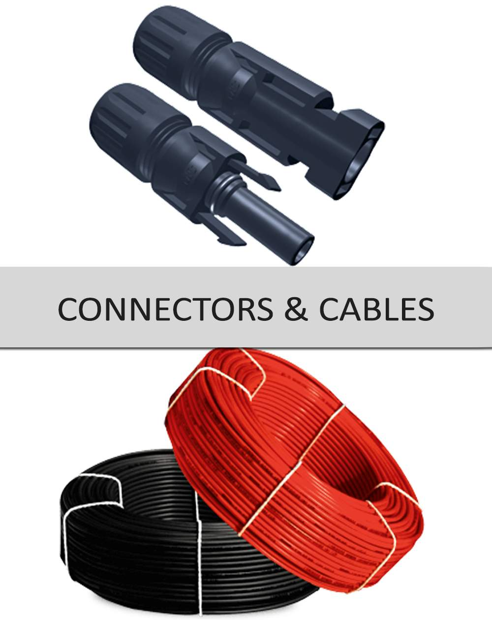 Buy low price, high quality mc4 connectors, PV wire, battery cables and much more in South Africa