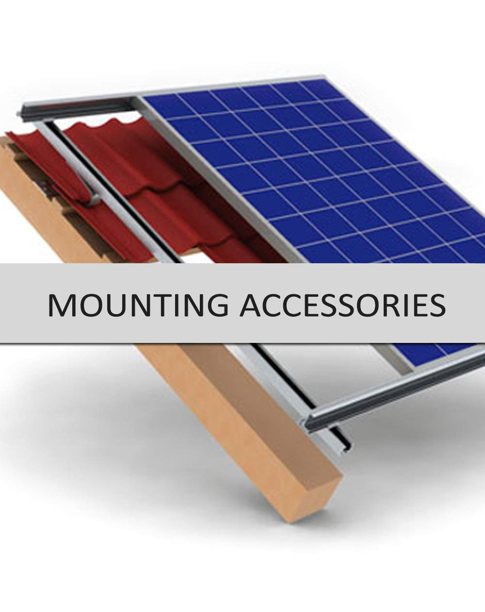 Solar Mounting Frame Kits, Brackets & Clips - Best Prices - Shop Online South Africa