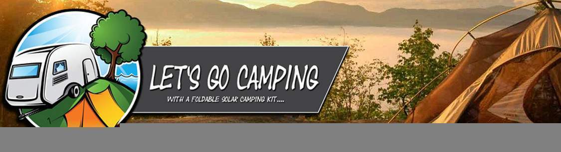 folding solar panels for camping South Africa
