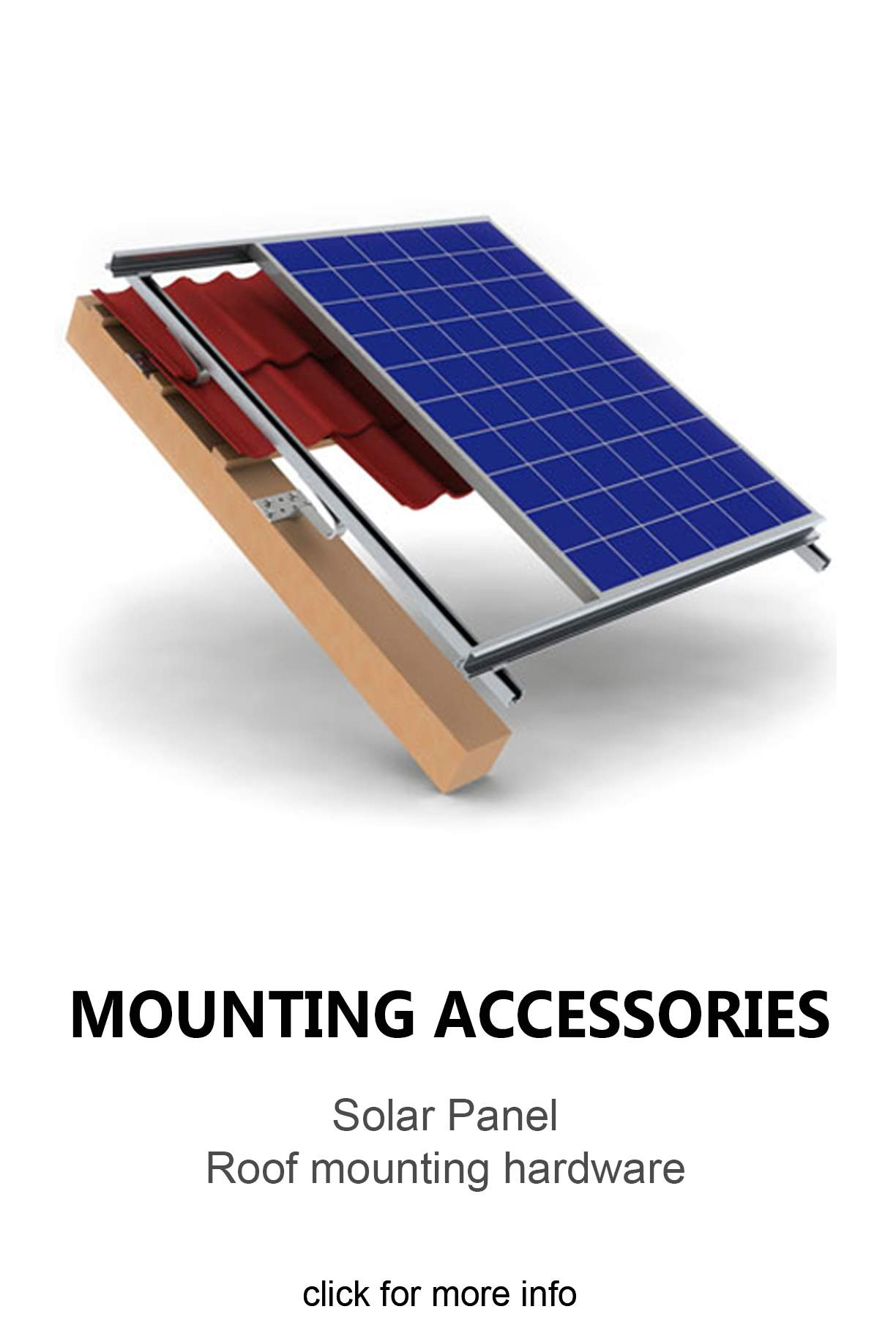 solar panel mounting brackets South Africa