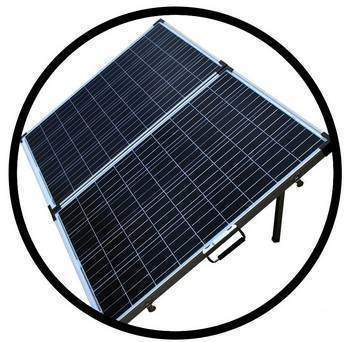 solar panels for camping trailers south africa