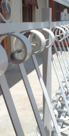 wrought-iron-balustrades